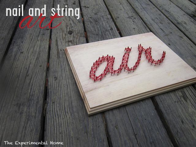 air-string-art