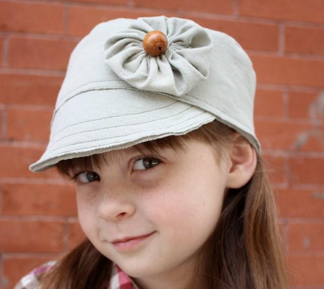 DIY cap