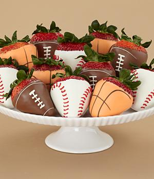 fathers day football fruits