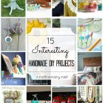 15 Handmade DIY Projects