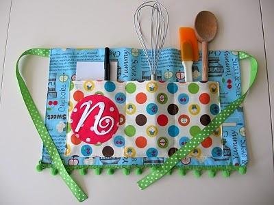 handmade apron gift