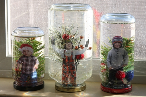 snow globes gift