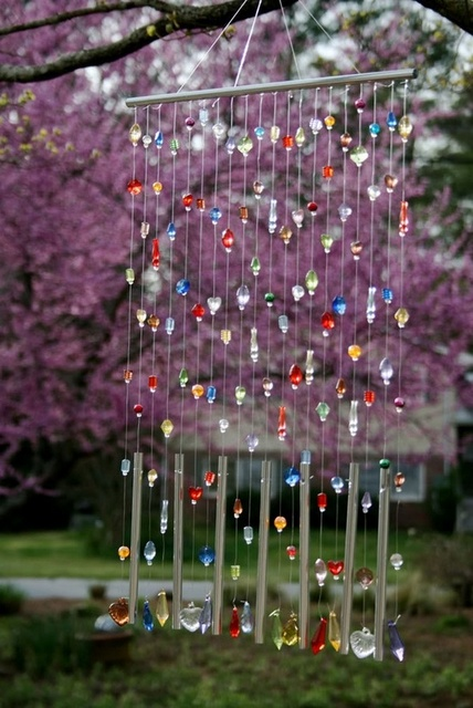 wind chimes gift idea