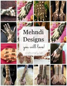 35 Mehndi Designs