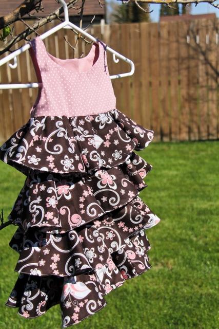 pink-ruffled-dress