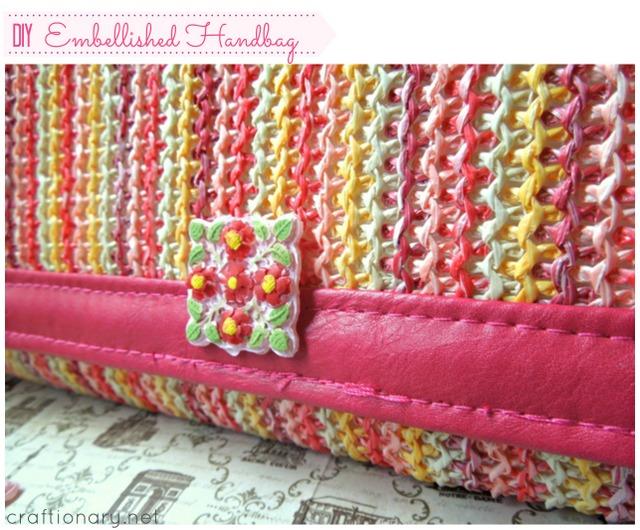 embellished handbag mod melts