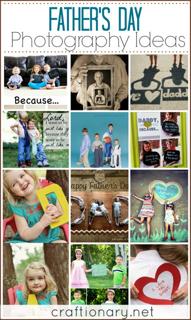 fathers day photography ideas