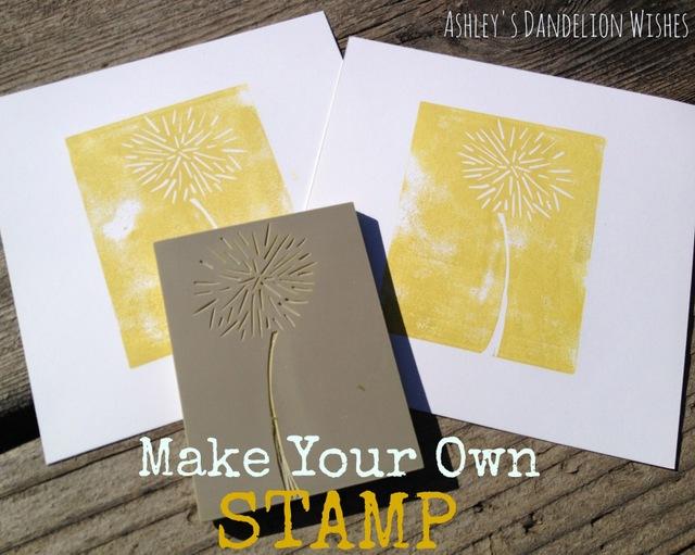 make stamps
