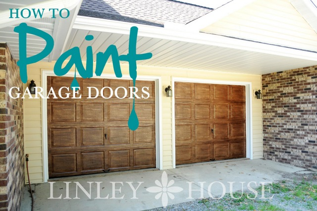 Craftionary - Garage door painting ideas ...
