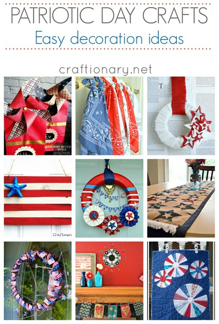 patriotic day crafts