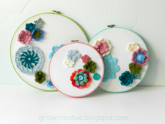 CROCHET-EMBROIDERY-HOOPS
