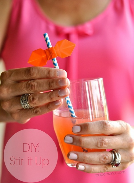 orange-bow-DRINK-STIRRER
