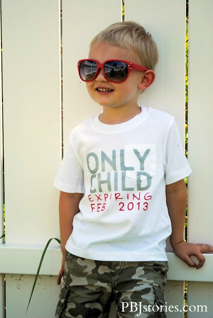 only child expiring announcement
