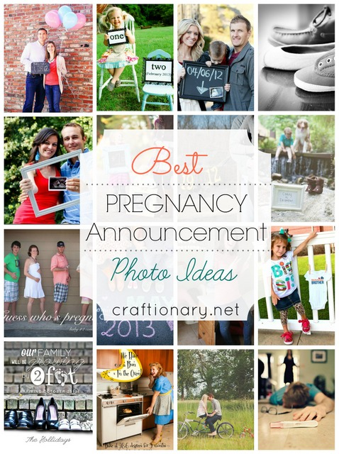 Best Pregnancy Announcements
