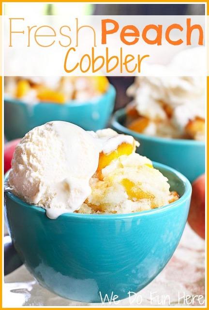 Fresh-Peach-Cobbler