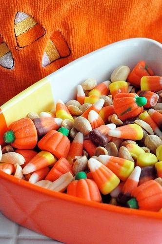 Halloween Trail Mix Recipe