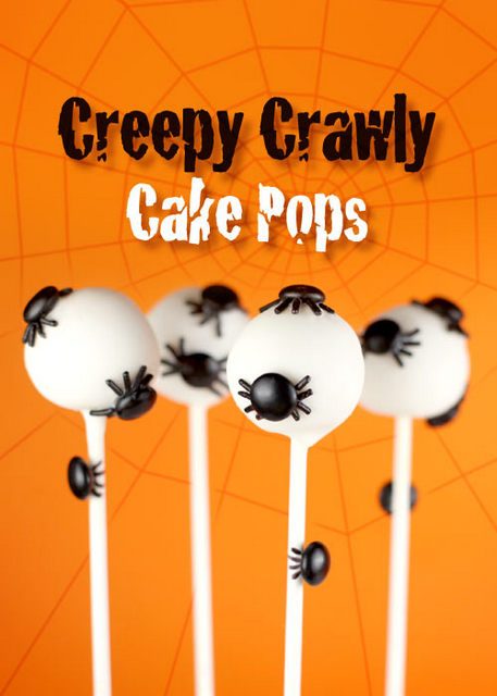 Recipe Make Candy Corn Cake Pops