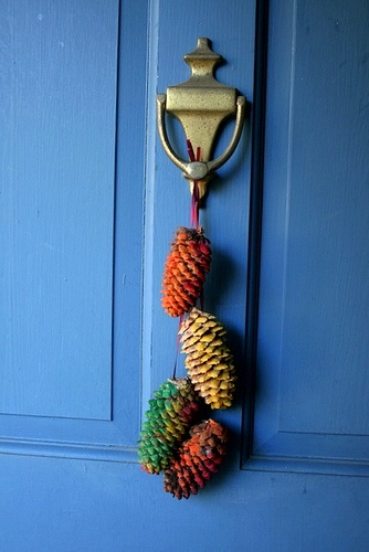 easy pine cone crafts