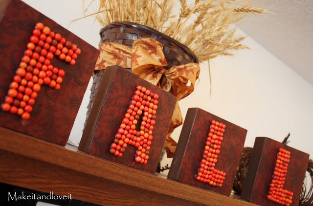 fall diy kids craft tutorial