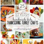 kids turkey crafts