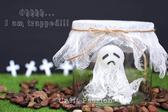 trapped ghost tutorial