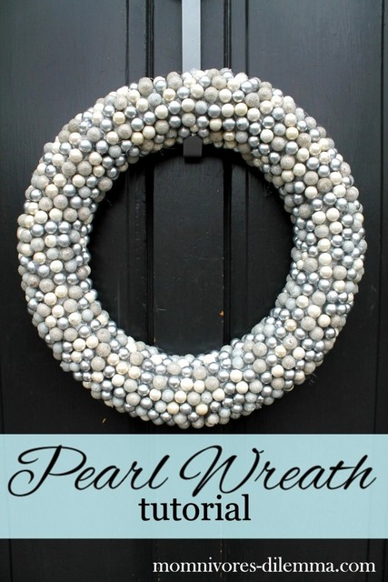 how to make cotton pearls