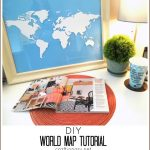 Make easy world map
