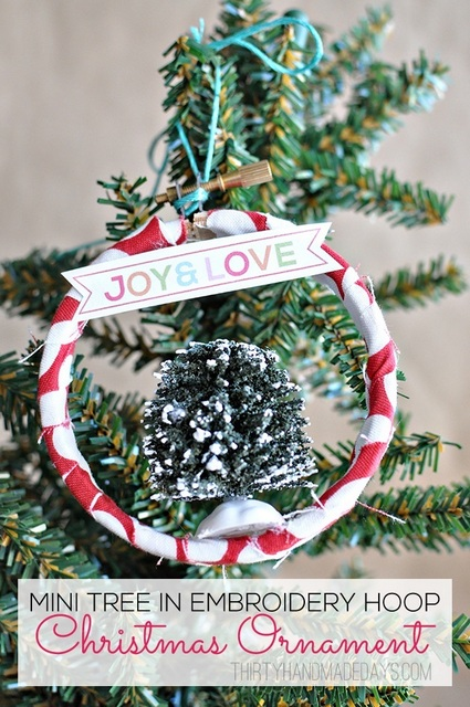 DIY ornament tutorial