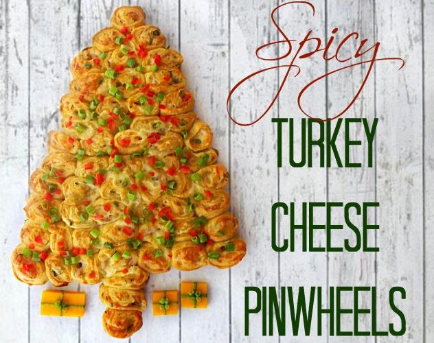 turkey cheese pinwheels