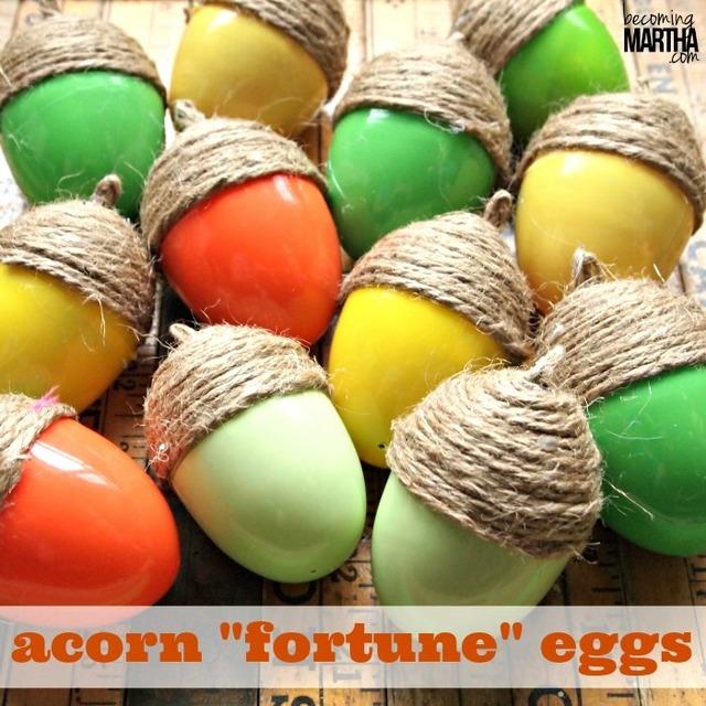acorn fortune cookies