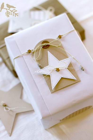 north star gift wrapping