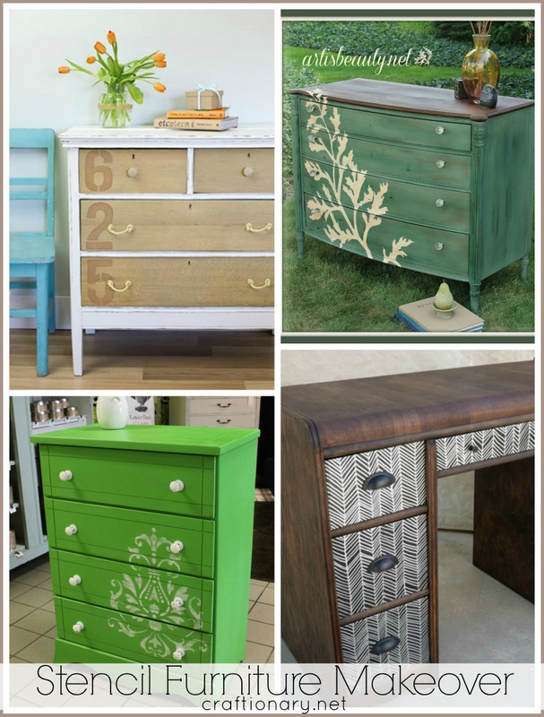 top furniture makeovers