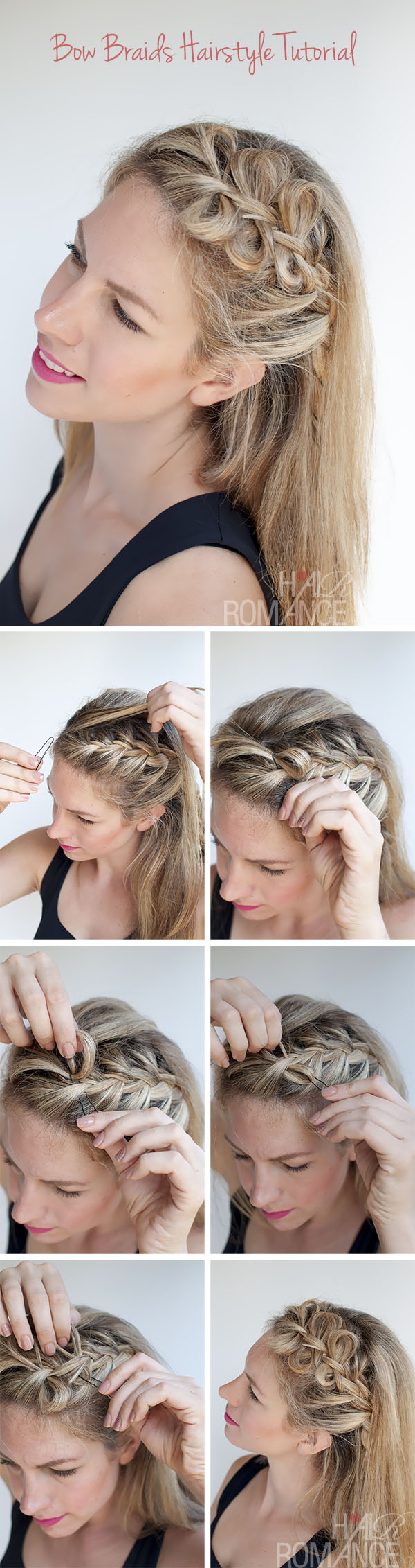 Pleasant Craftionary Hairstyle Inspiration Daily Dogsangcom