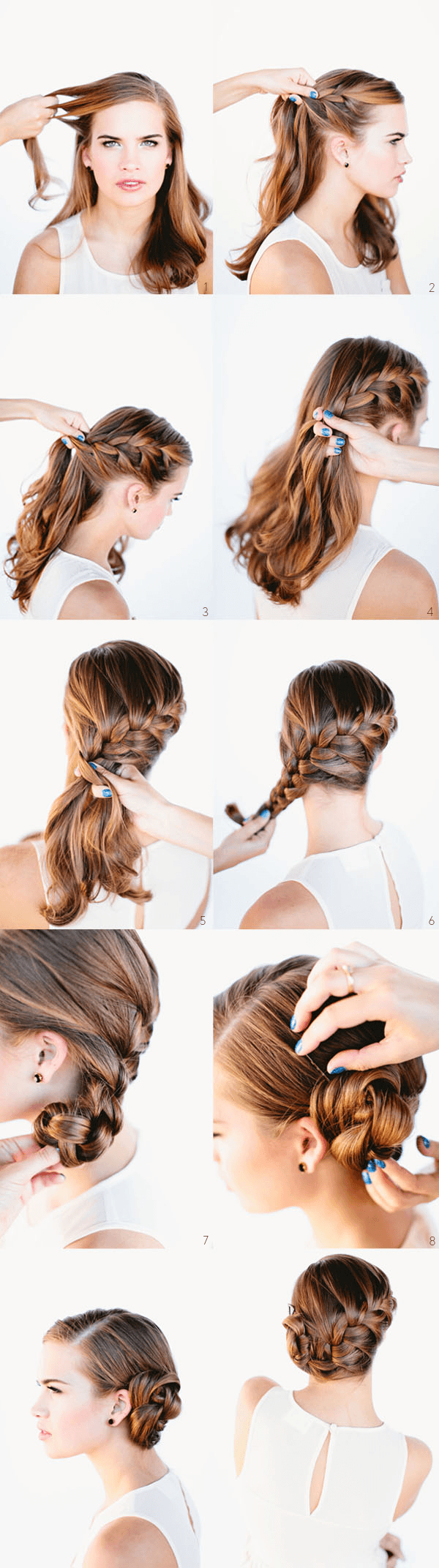 Magnificent Craftionary Hairstyle Inspiration Daily Dogsangcom