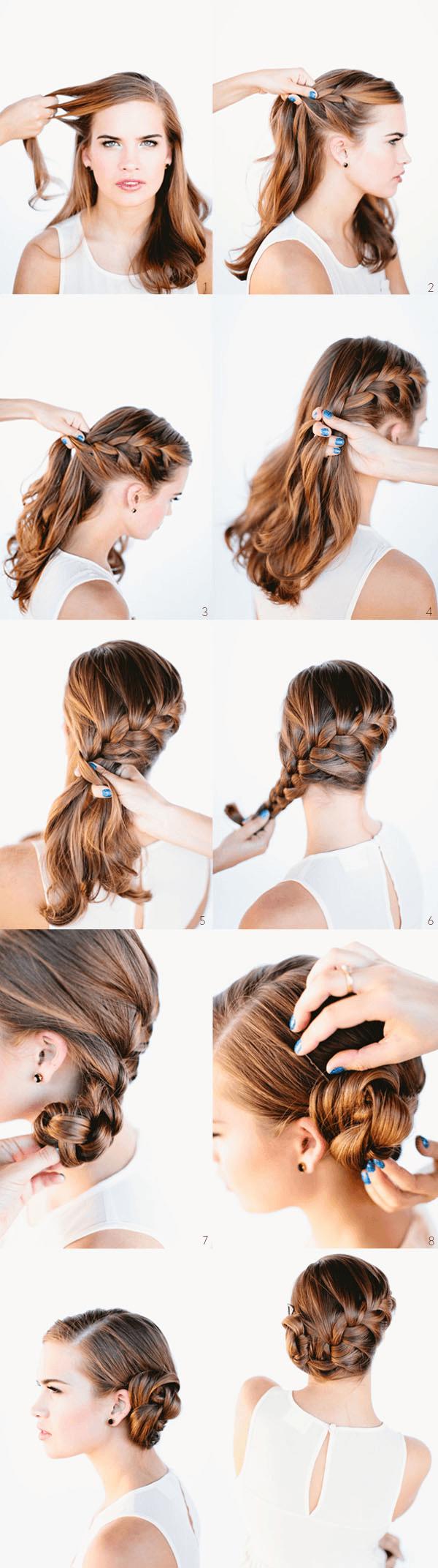 Strange Craftionary Hairstyle Inspiration Daily Dogsangcom