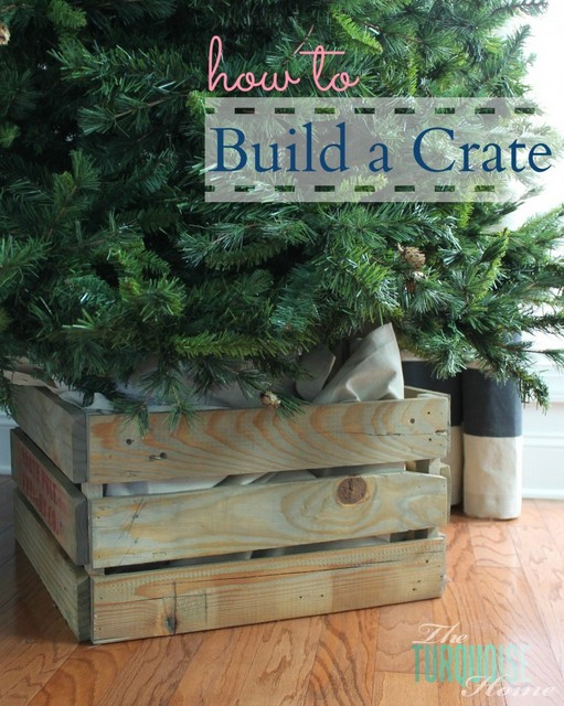 how to build crate
