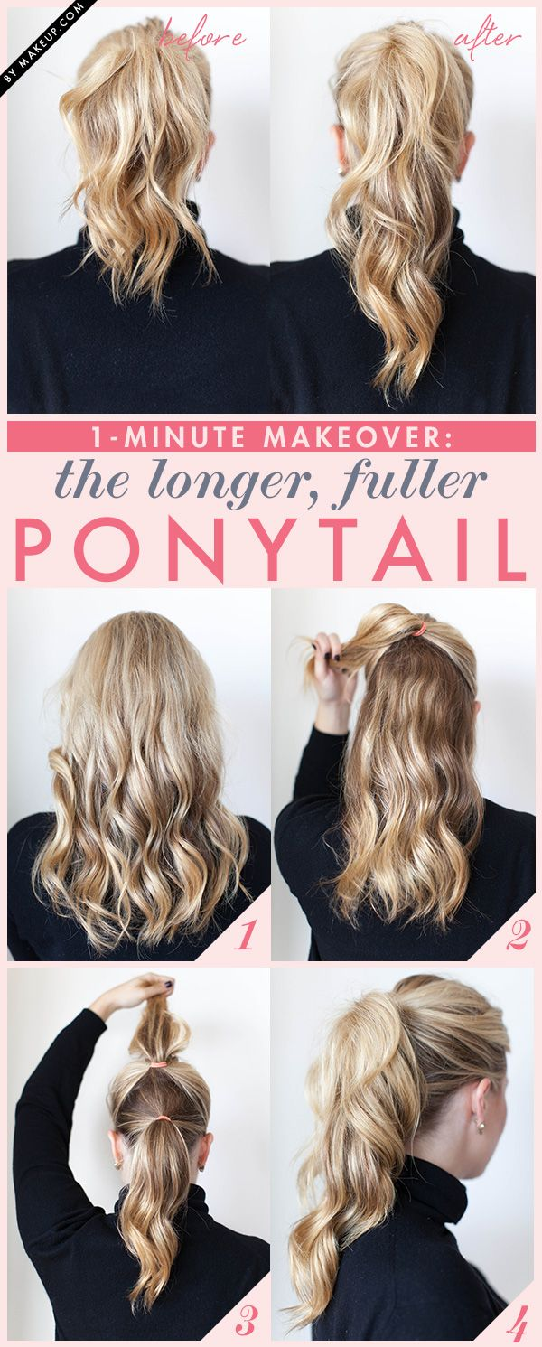 40 Easy Hair Tutorials For Long And Short Hair Craftionary