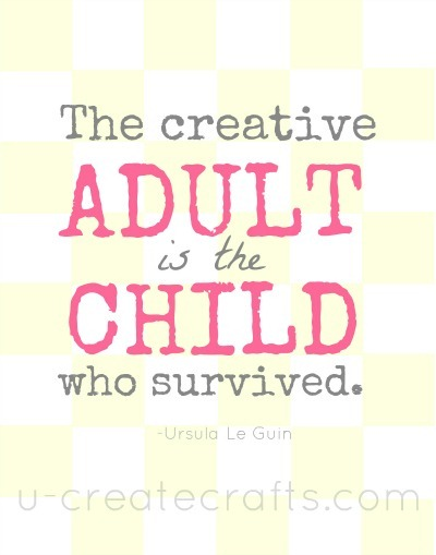 creative adult printable