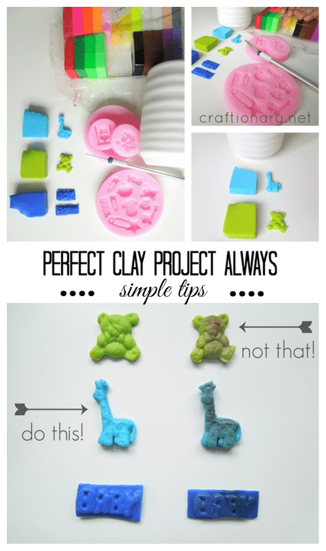 DIY clay tutorial and tips