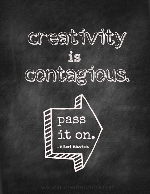 creativity quote printable