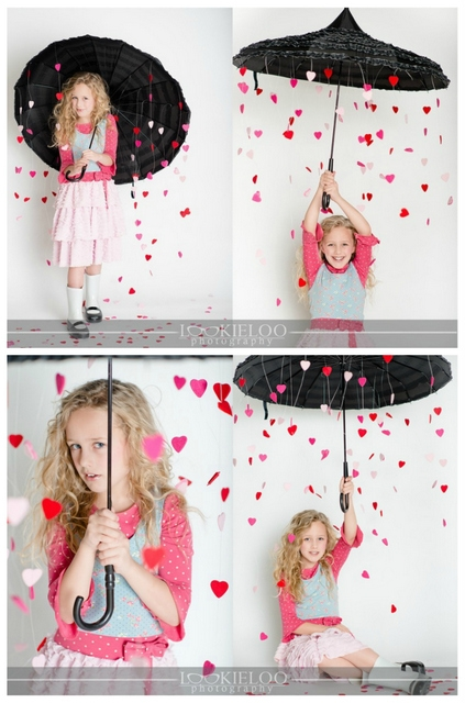 valentine's day photo projects