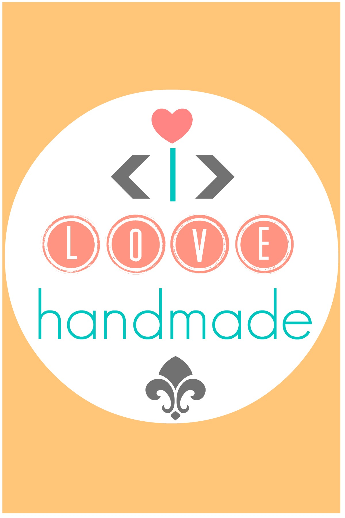 i love handmade craft printables