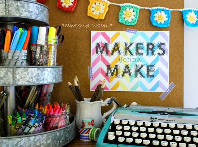 makers gonna make printable