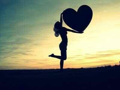 orton heart photo idea