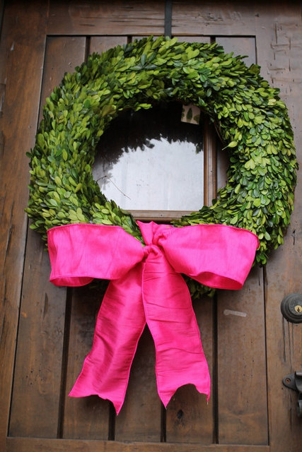 valentine door wreath
