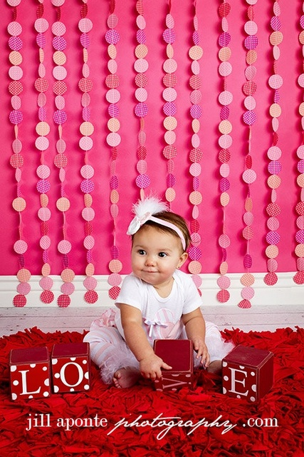 Baby photo ideas valentines day photos