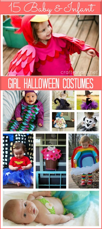 baby girl halloween costumes