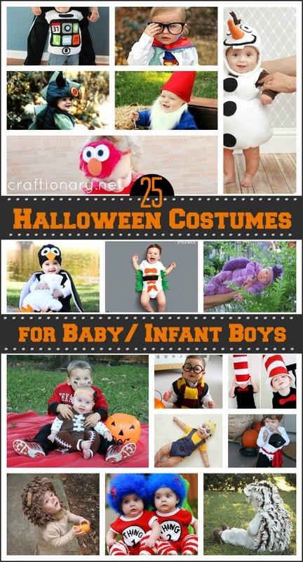 baby halloween costumes boys
