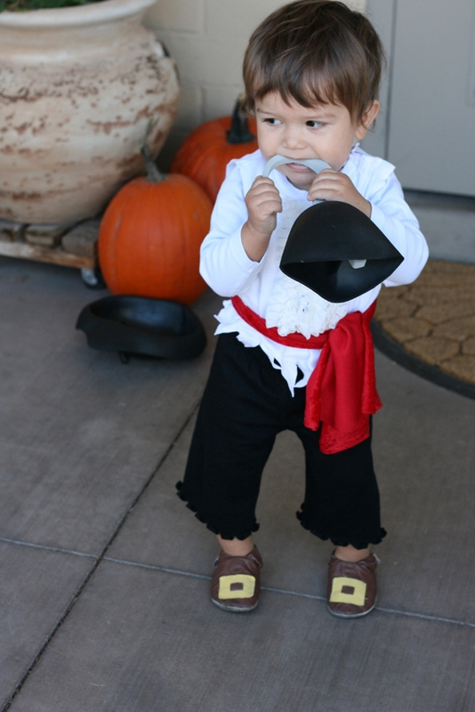 Diy Baby Girl Pirate Costume Craftionary