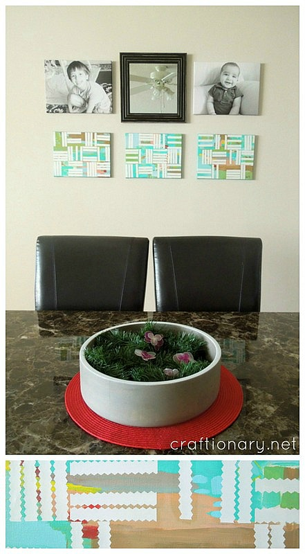 geometric paintings canvas craftionary